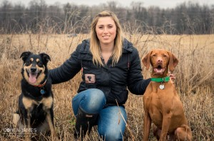 JEss B and Dogs